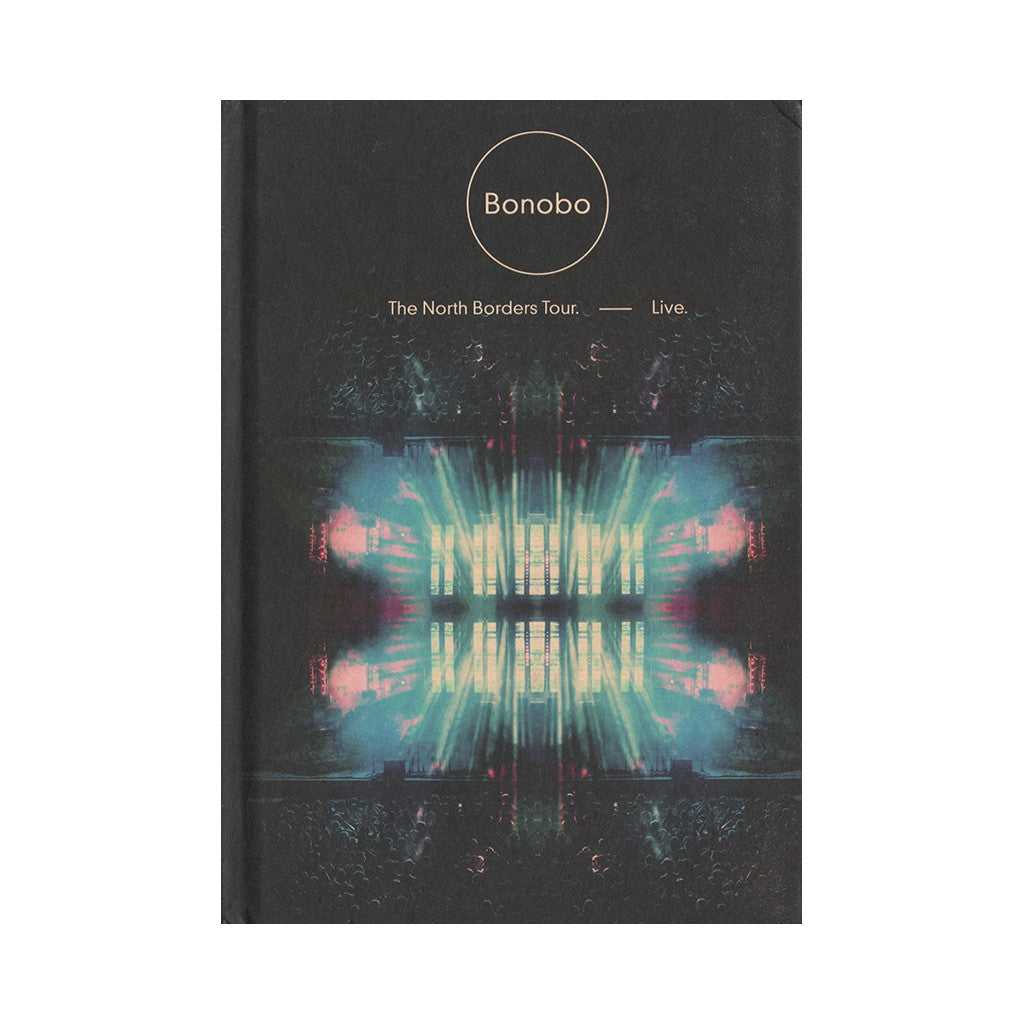 Bonobo - 'The North Borders Tour. - Live. (Deluxe Edition)' [CD]