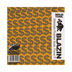 "<!--120071106011084-->Ghislain Poirier - 'Blazin/ Blazin (The Bug Remix)/ Blazin (DJ C Remix)' [(Black) 12"" Vinyl Single]"