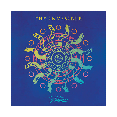 The Invisible - 'Patience' [(Black) Vinyl LP]