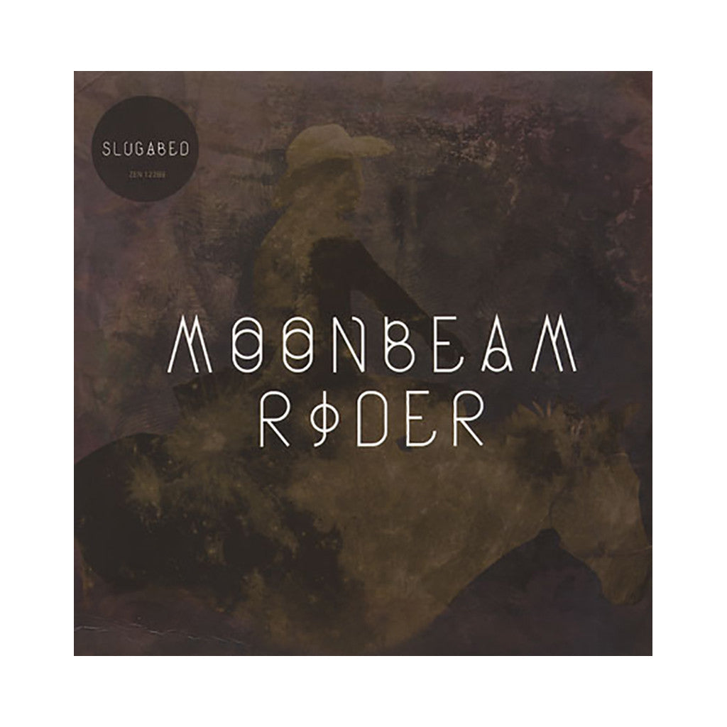 Slugabed - 'Moonbeam Rider EP' [(Black) Vinyl EP]