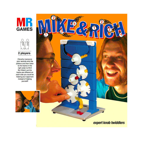 Mike & Rich - 'Expert Knob Twiddlers' [CD [2CD]]