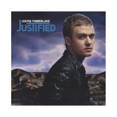 <!--020021112008034-->Justin Timberlake - 'Justified' [(Black) Vinyl [2LP]]