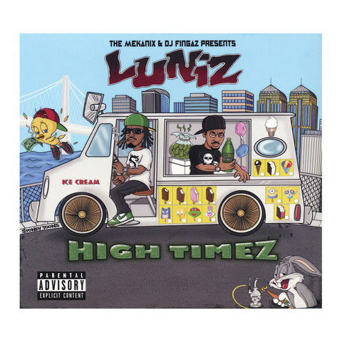 "[""Luniz - 'High Timez' [CD]""]"
