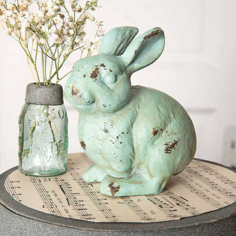 Bunny Garden Statue - SET OF 4 - *FREE SHIPPING*