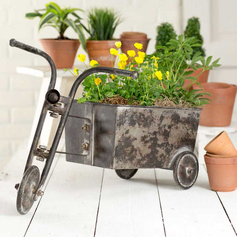 Scooter Planter - *FREE SHIPPING*