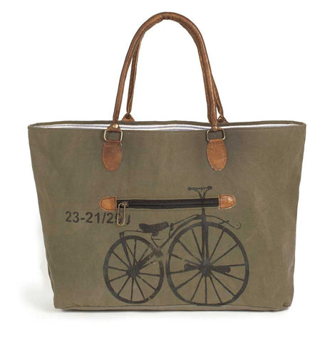 Bicycle Tote Bag - *FREE SHIPPING*