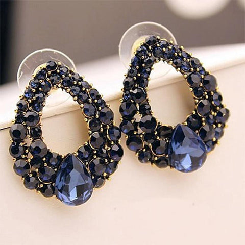 Waterdrop Stud Earrings - *FREE SHIPPING*