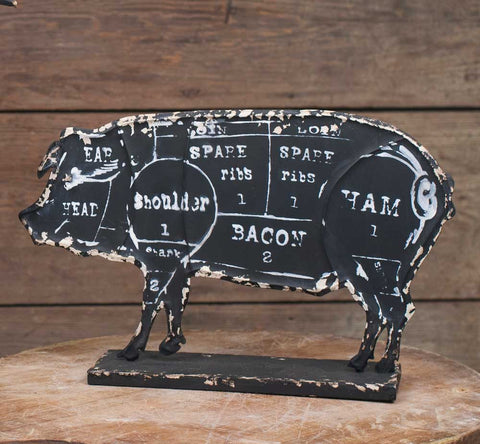 Butcher's Pork Chart - Set of 2 - *FREE SHIPPING*