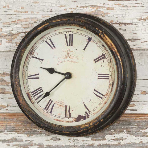 Café Wall Clock - *FREE SHIPPING*