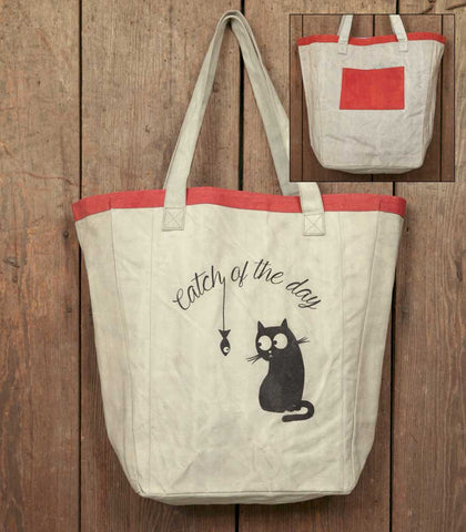 Catch Of The Day Market Bag - *FREE SHIPPING*