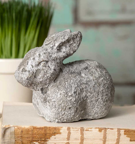 Ceramic Bunny Garden Statue - SET OF 4 - *FREE SHIPPING*
