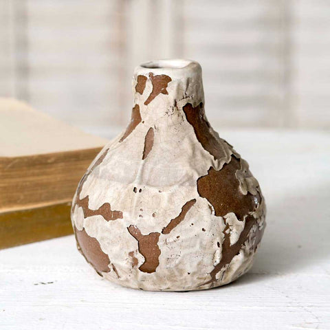 Ceramic Wildflower Vase - SET OF 4 - *FREE SHIPPING*