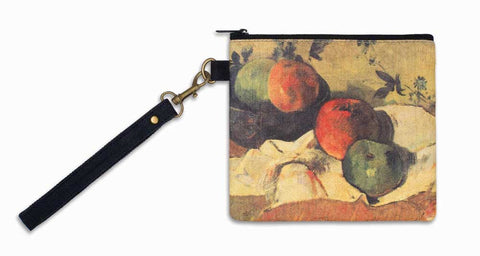 Fruit Oil Painting Wristlet - *FREE SHIPPING*