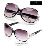 IVE 2016 Fashion sunglasses Vintage Sunglasses Women Men Brand Designer UV Protection Hollow-out Sunglasses 9507