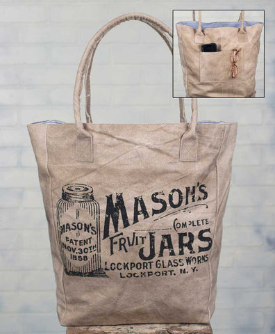 Mason Jar Market Bag - *FREE SHIPPING*