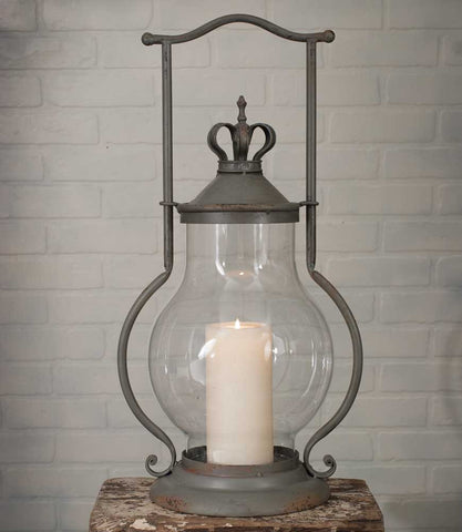 Medium Crown Lantern - *FREE SHIPPING*
