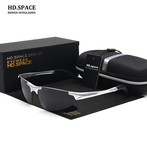 New Men Polarized Sunglasses Men Brand Designer Male Vintage Sun Glasses Eyewear gafas oculos de sol masculino P8888
