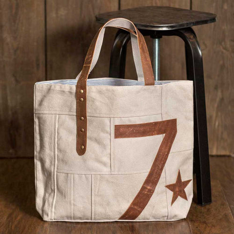 No 7. Tote Bag - *FREE SHIPPING*