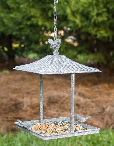 HANGING PAGODA BIRD FEEDER - *FREE SHIPPING*