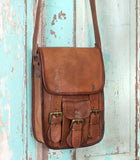 Genuine Leather Quinn Bag - *FREE SHIPPING