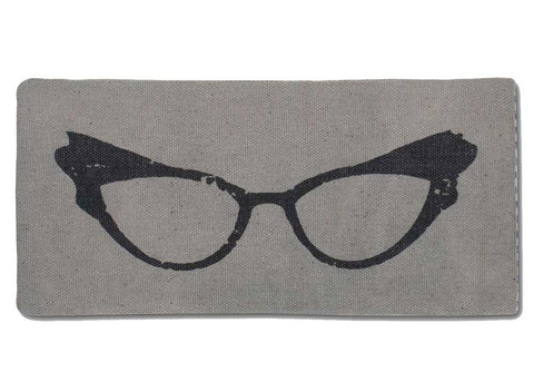Retro Glasses Eyeglasses Case - *FREE SHIPPING*