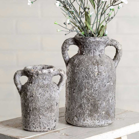 Set of Two Sizes Ceramic Water Jugs - *FREE SHIPPING