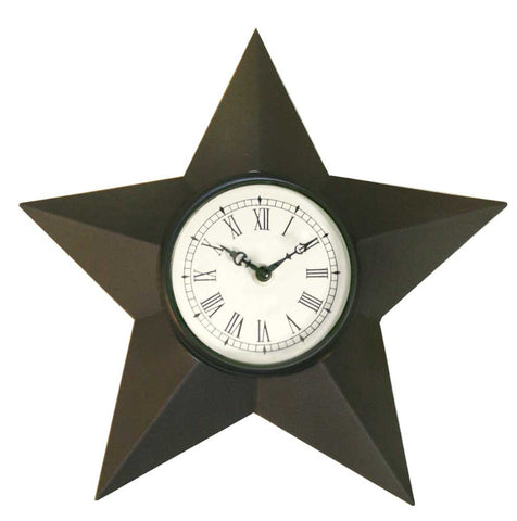 Star Clock - *FREE SHIPPING*