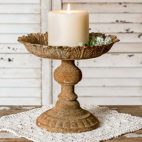 Tall Pedestal Tray - *FREE SHIPPING*