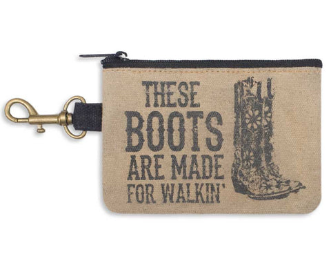 These Boots Coin Purse - *FREE SHIPPING*
