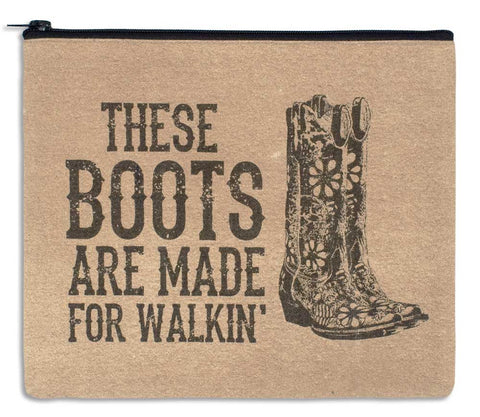 These Boots Travel Bag - *FREE SHIPPING*