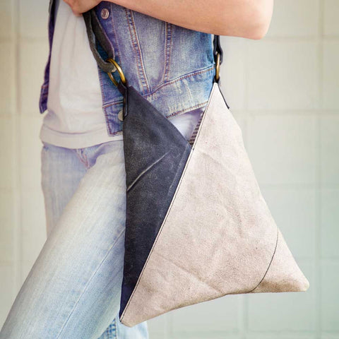 Triangle Crossbody Bag - *FREE SHIPPING*