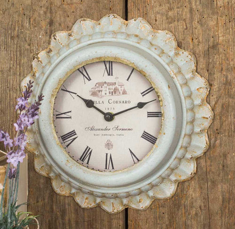 Villa Clock  - *FREE SHIPPING*