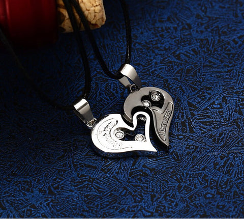 Couple Pendant Necklaces  - *FREE SHIPPING*