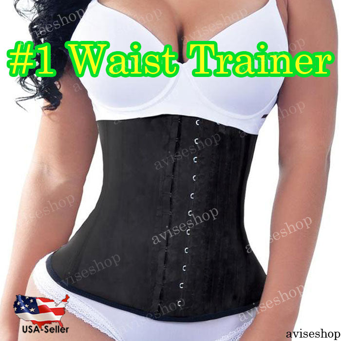 Free shipping Steel Bone Corset Slimming Waist training corset Underbust cincher trainer body shaper