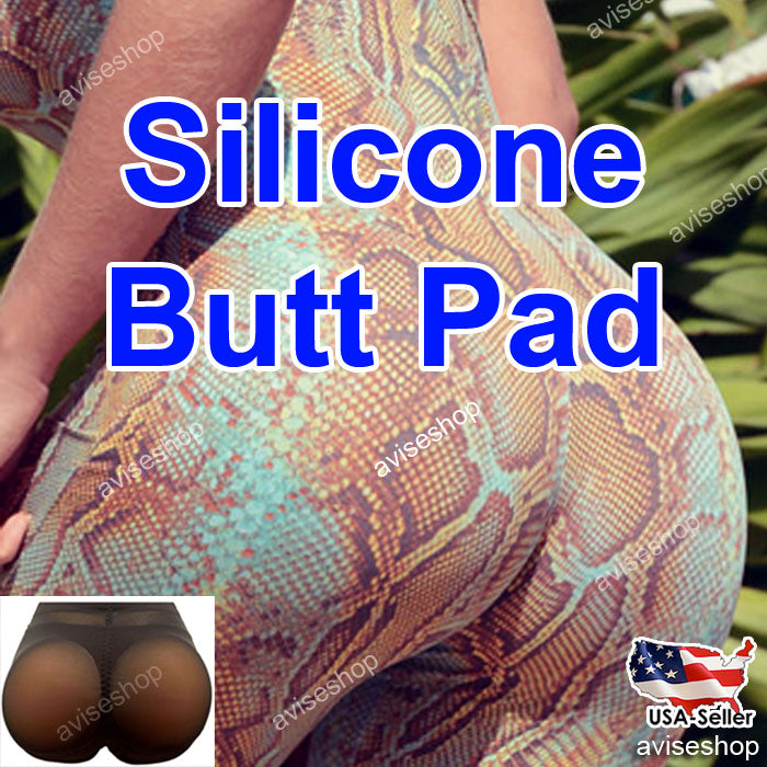 Enhancer body Shaper Panty Tummy Control Girdle Women Butt Pad Hip Up Silicone Buttocks Pads