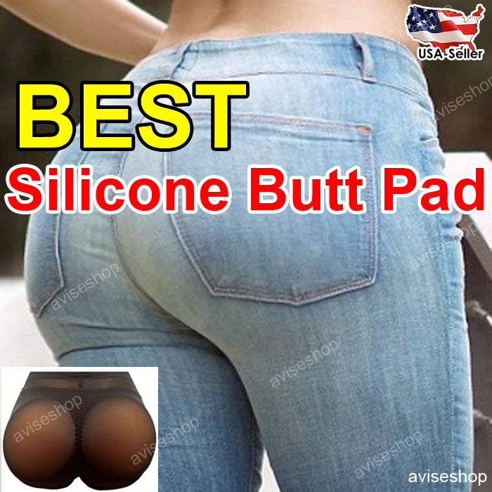 Booty Hip up Silicone Pad Panty