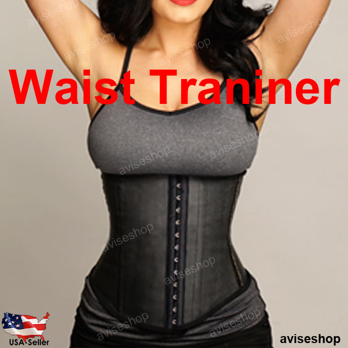 cba2a7460b2cf Sport Waist Trainer Slimming Shapewear Training Cincher Body Shaper Workout  Tummy Belt