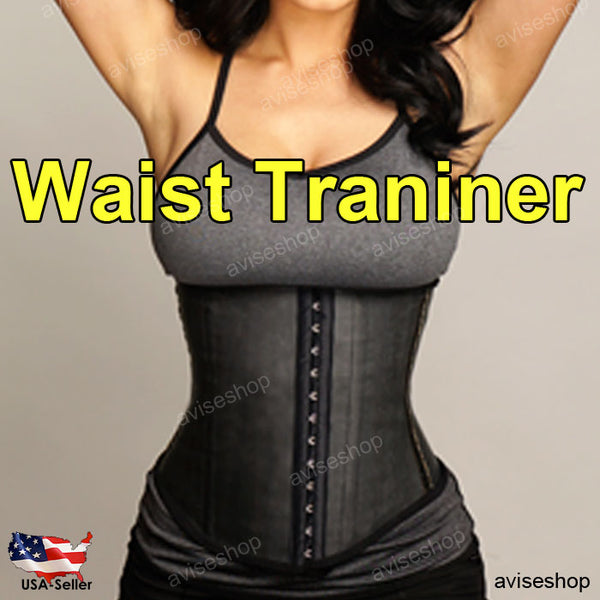 Best Underbust Waist Trainer Workout Sport Tummy Slim Control Belt