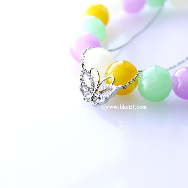 Butterfly Necklace - LikeEJ - 1