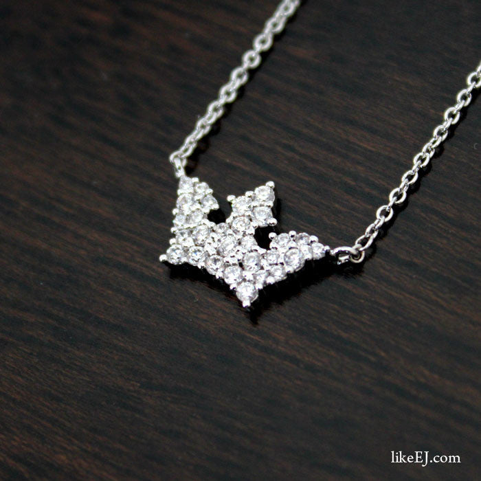 Pretty Tiara Necklace - LikeEJ - 1