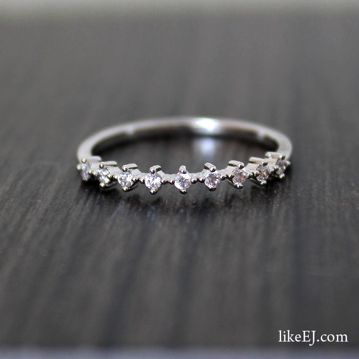 Simple Delicate Ring - LikeEJ - 1