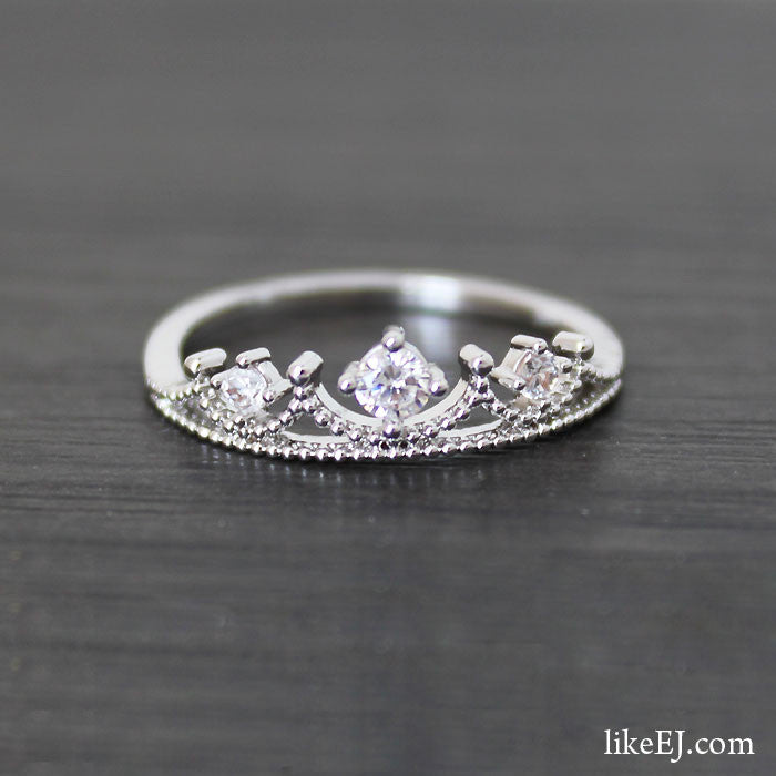 Crown Ring - LikeEJ - 1