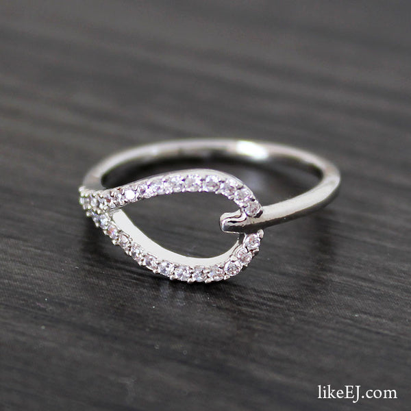 Lovely Open Ring - LikeEJ - 1