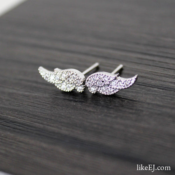 Angel Wing Earring - LikeEJ - 3
