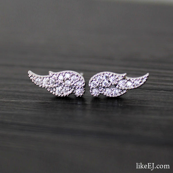 Angel Wing Earring - LikeEJ - 1