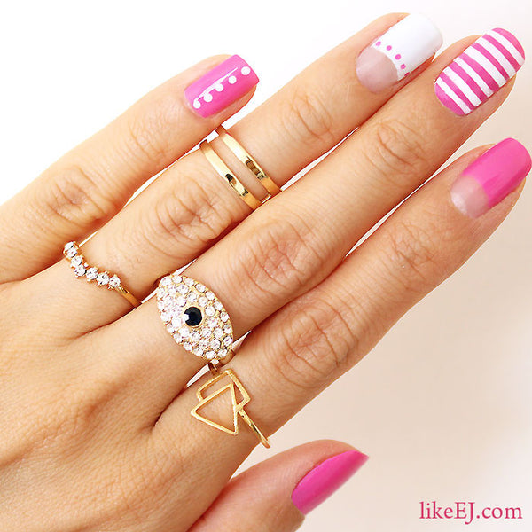 Big Eye Ring - LikeEJ - 3