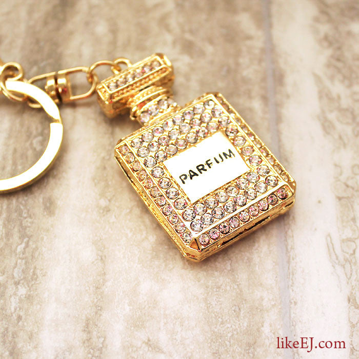 Gold Luxury Perfume - LikeEJ - 1