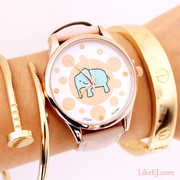 Elephant Watch - LikeEJ - 1