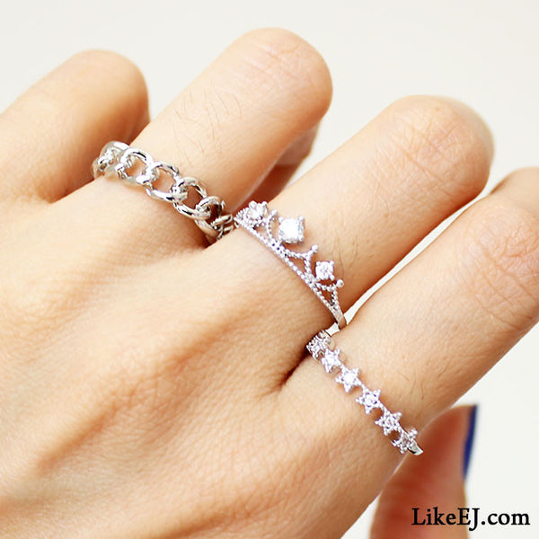 Crown Ring - LikeEJ - 3