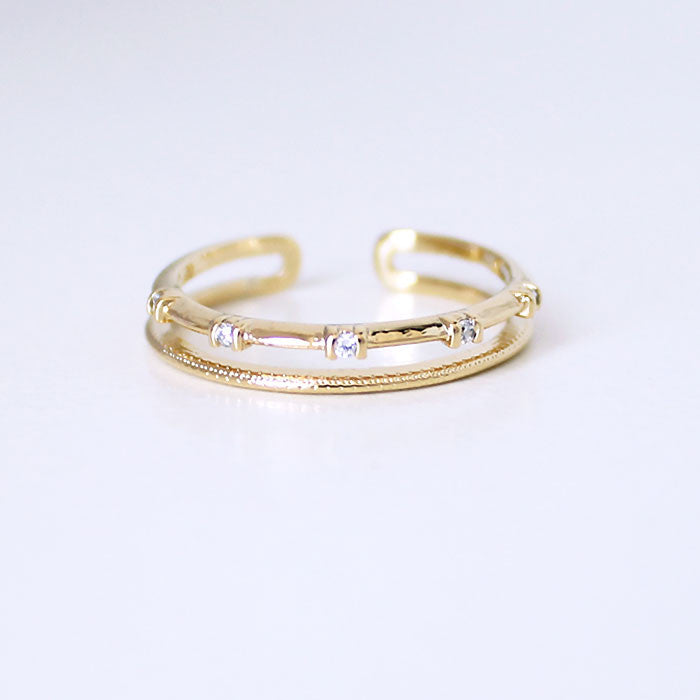 Two Wire Open Ring - LikeEJ